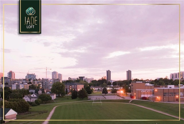 Condo Apartment at 321 Spruce St, Unit 719, Waterloo, Ontario. Image 2