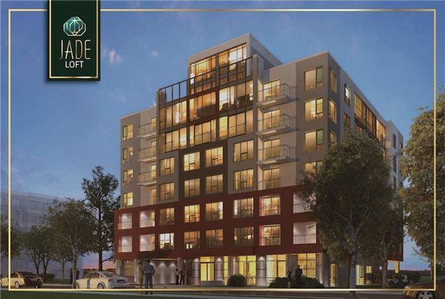 Condo Apartment at 321 Spruce St, Unit 702, Waterloo, Ontario. Image 1