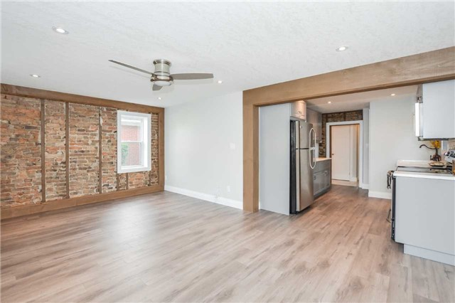 Duplex at 213 Strange St, Kitchener, Ontario. Image 3
