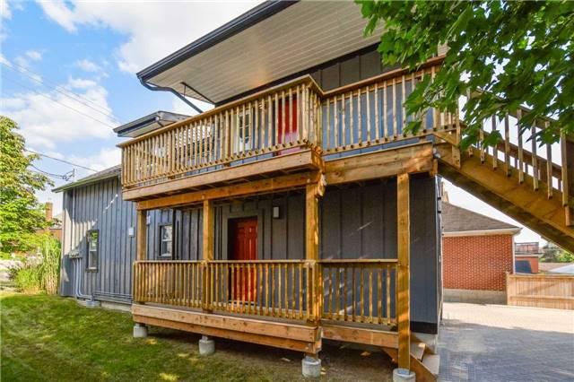 Duplex at 213 Strange St, Kitchener, Ontario. Image 4