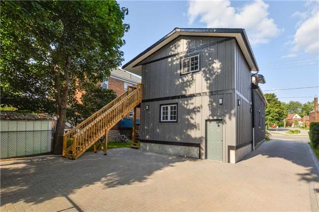 Duplex at 213 Strange St, Kitchener, Ontario. Image 13