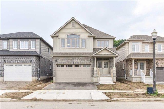 Detached at 387 Moorlands Cres, Kitchener, Ontario. Image 1
