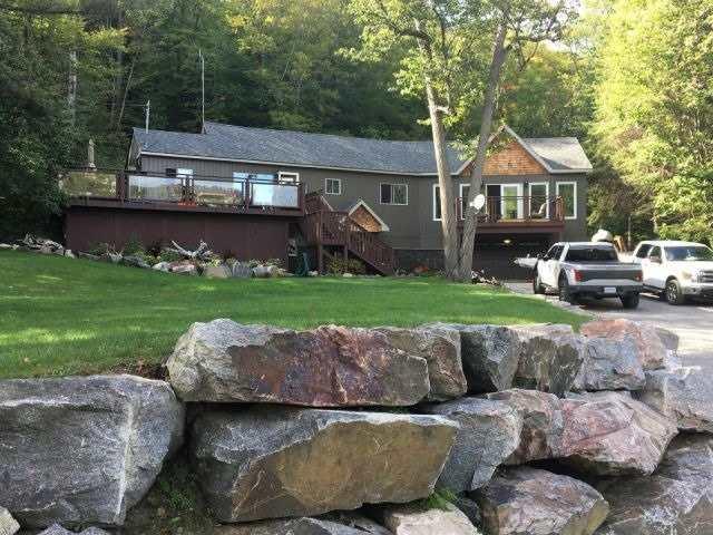 Cottage at 1237 Redstone Lake Rd, Dysart et al, Ontario. Image 1