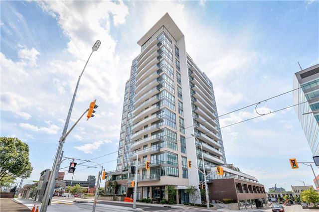 Condo Apartment at 85 Duke St, Unit 504, Kitchener, Ontario. Image 1