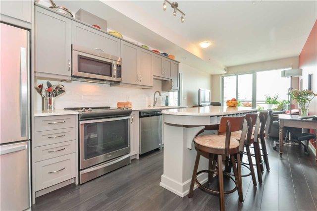 Condo Apartment at 85 Duke St, Unit 504, Kitchener, Ontario. Image 18