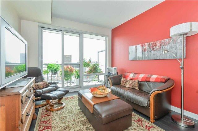 Condo Apartment at 85 Duke St, Unit 504, Kitchener, Ontario. Image 3