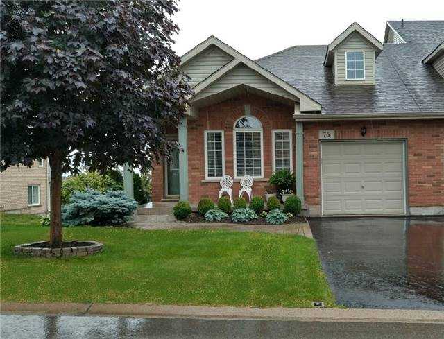 Townhouse at 75 Morris Tr, Welland, Ontario. Image 1