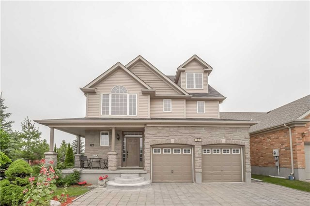 Detached at 27 Atto Dr, Guelph, Ontario. Image 1