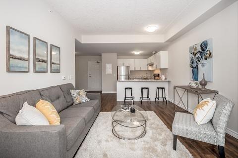 Condo Apartment at 7 Kay Cres, Unit Ll01, Guelph, Ontario. Image 3