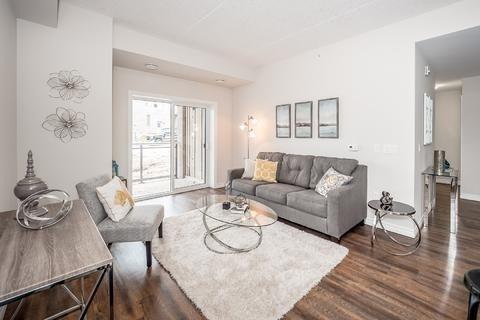 Condo Apartment at 7 Kay Cres, Unit Ll01, Guelph, Ontario. Image 4