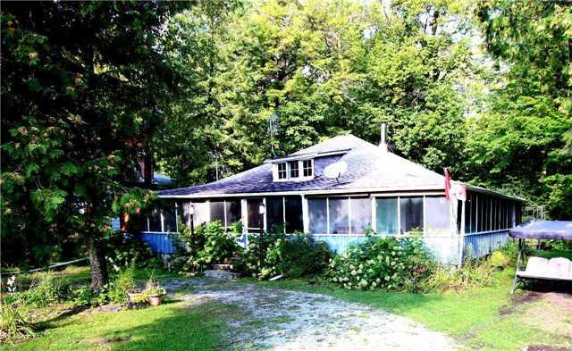 Cottage at 266 Pleasant Point Rd, Kawartha Lakes, Ontario. Image 1