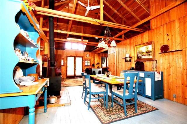 Cottage at 266 Pleasant Point Rd, Kawartha Lakes, Ontario. Image 20