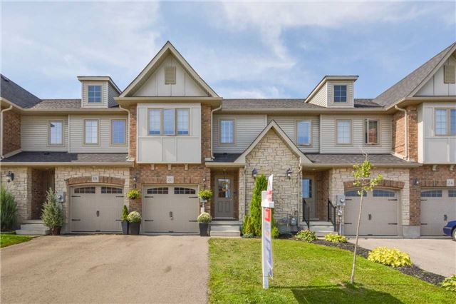 Townhouse at 20 Couling Cres, Guelph, Ontario. Image 1