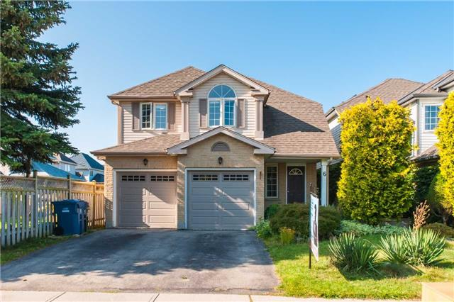 Detached at 6 Gaw Cres, Guelph, Ontario. Image 1