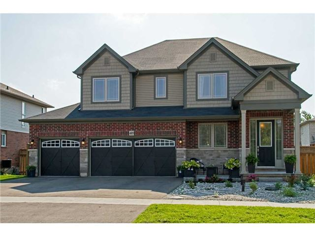 Detached at 405 Macintosh Dr, Hamilton, Ontario. Image 1