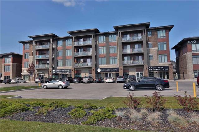 Condo Apartment at 520 North Service Rd, Unit 408, Grimsby, Ontario. Image 1