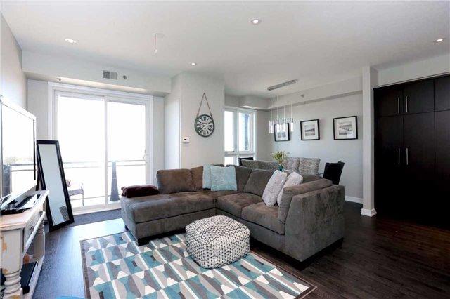 Condo Apartment at 520 North Service Rd, Unit 408, Grimsby, Ontario. Image 3