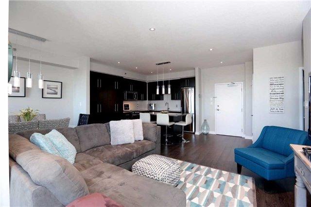 Condo Apartment at 520 North Service Rd, Unit 408, Grimsby, Ontario. Image 4