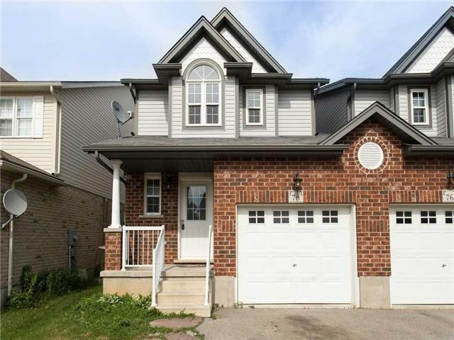 Detached at 78 Cannes St, Kitchener, Ontario. Image 1