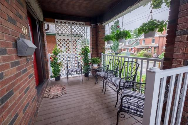 Detached at 69 Rosslyn Ave S, Hamilton, Ontario. Image 12