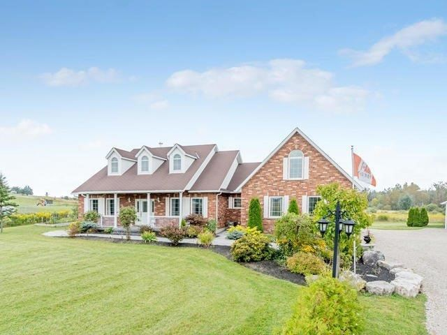Detached at 434489 4th Line, Amaranth, Ontario. Image 1