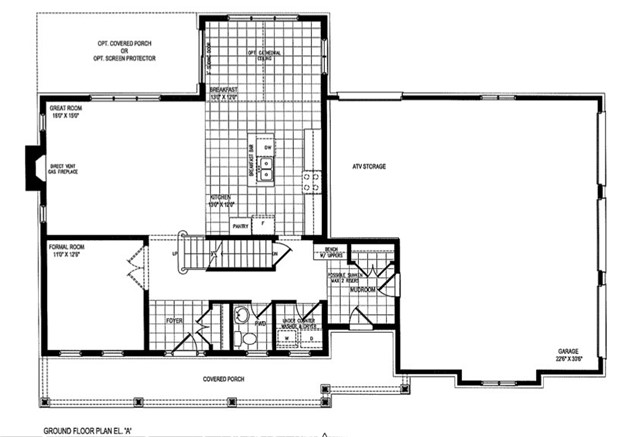 Detached at Lot 20 Country Meadows Dr, Amaranth, Ontario. Image 2