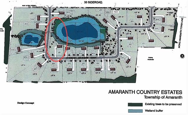 Detached at Lot 20 Country Meadows Dr, Amaranth, Ontario. Image 4