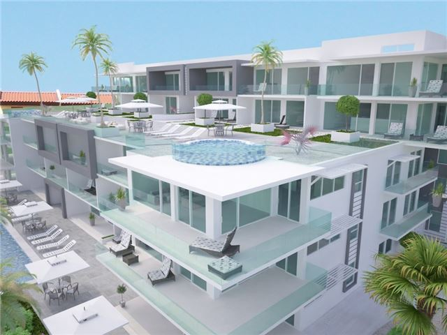 Condo Apartment at 500 Diamante, Unit V6-21A, Aruba, N/A. Image 2