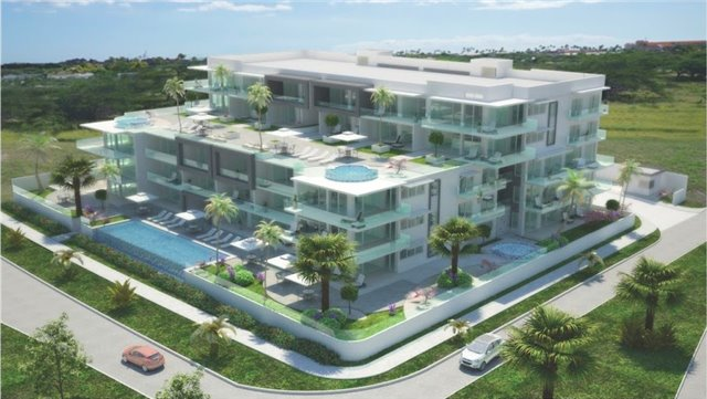 Condo Apartment at 500 Diamante, Unit V6-21A, Aruba, N/A. Image 7