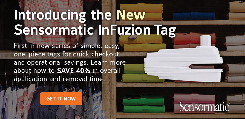 Magnetic InFuzion Tag