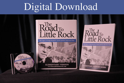The Road to Little Rock: Elementary Version (Digital Download)