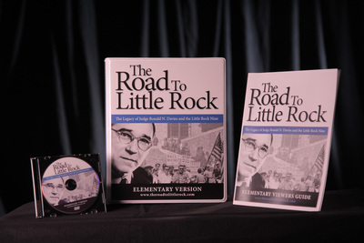 The Road to Little Rock: Elementary Version
