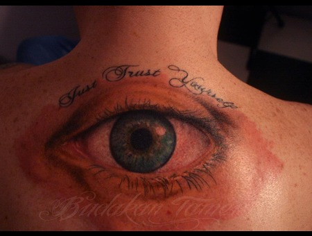 Eye Color Istanbul Tattoo Dövme Budakan  Color