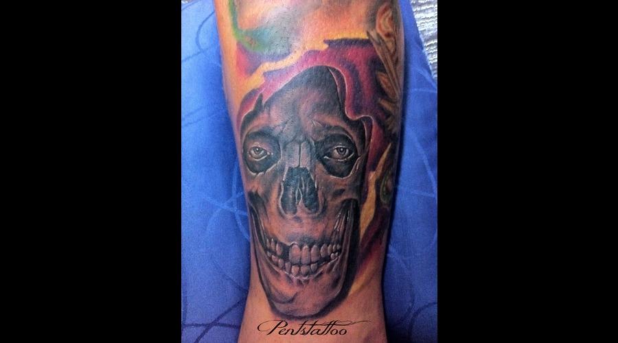 Skull  Misfits Color