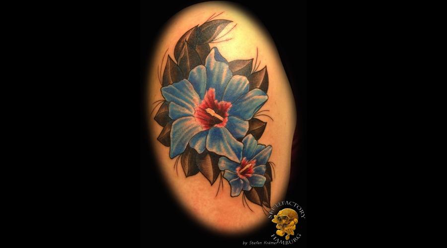 Flower  Custom Color Arm
