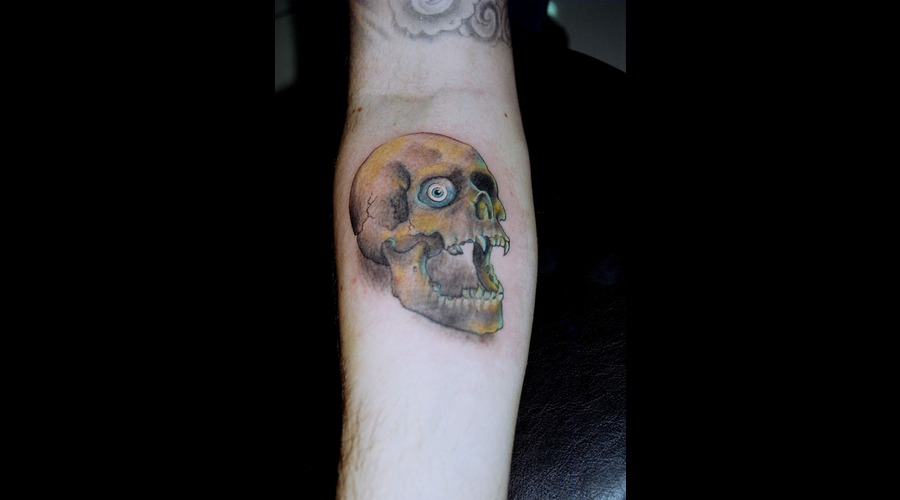 Storm Tattoo   Adem Sanli Color