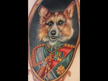 Dog  Portrait Color