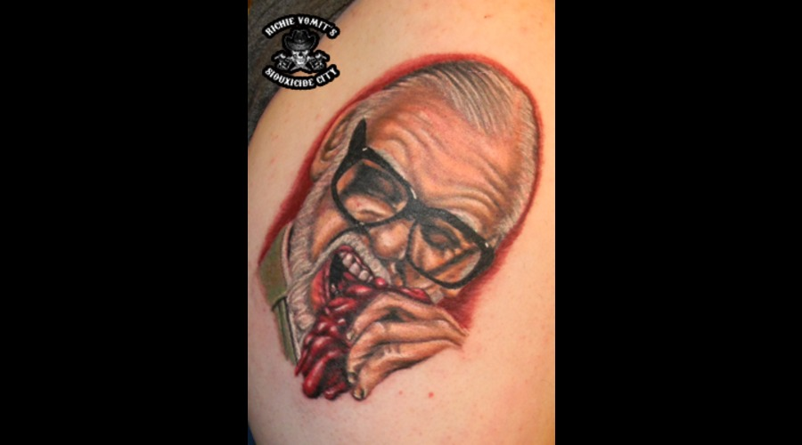 George Romero Color Arm