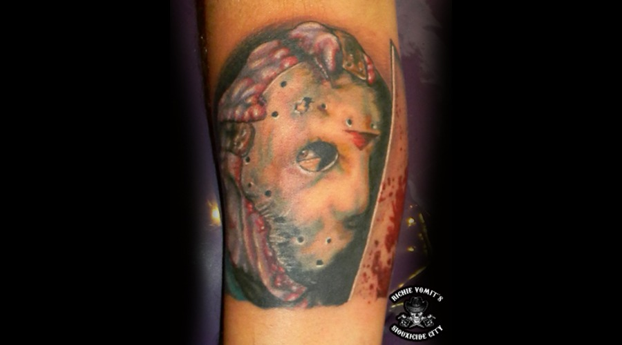 Jason  Color Forearm
