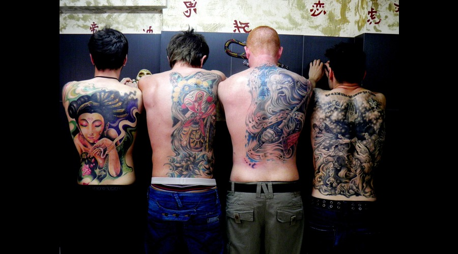 Backpieces  Color