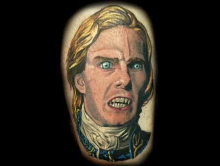 Color  Portrait  Color Portrait  Lestat  Vampire  Tom Cruise Color