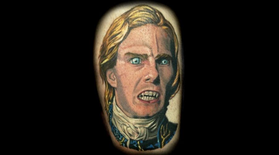 Color  Portrait  Color Portrait  Lestat  Vampire  Tom Cruise Color