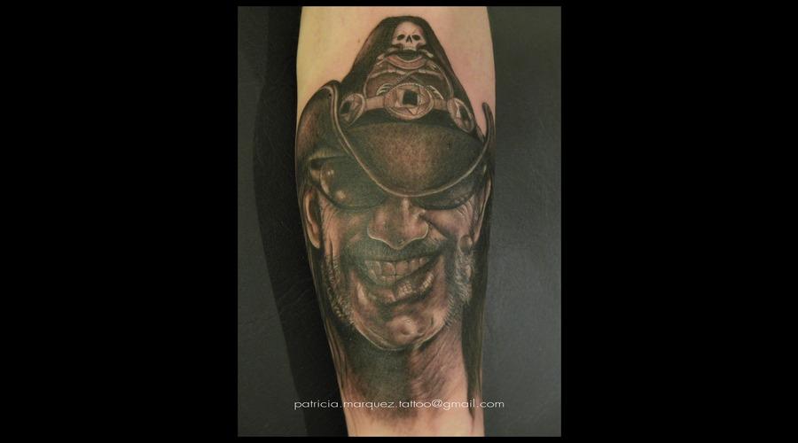 Lemmy  Motorhead  Sebastian Kruger Black Grey