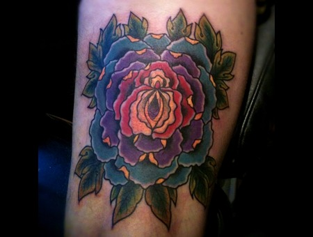 Back Of Thigh   Color
