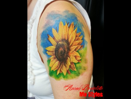 Sun Flower Color