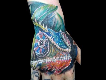 Chameleon  Memo Espino Trueartist Color