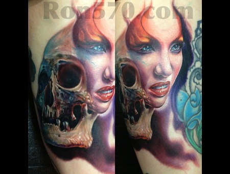 Horror Realism Color