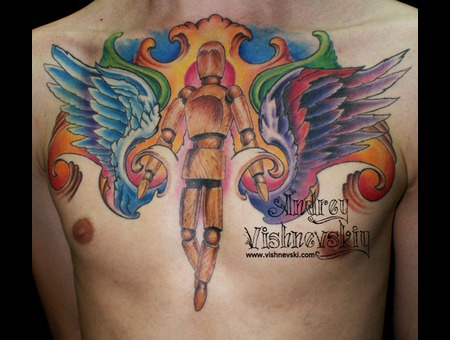 Tattoo Color