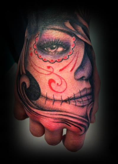 original tattoo skulls - photo #13