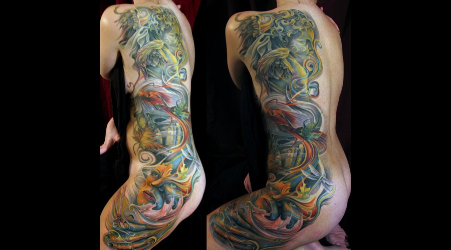 Nature  Side Piece  Color  Motion  Face  Cherub  Bird   Color